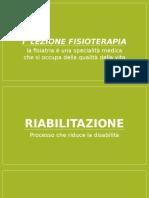 1 Lezione Medicina Riabilitativa