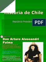 Republica Presidencial