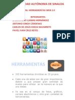 HERRAMIENTAS WEP 2.0 (Procesadores de Texto)