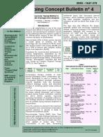 MTC Bulletin Nº4!04!05-12 Final Draft