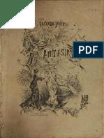 Fantasias Série de Folhetins de Alfredo Bastos - 1879