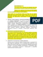 Banco de Preguntas-identificacion de Riesgos Ambientales - II