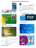 Les Papiers Et Documents Administratifs