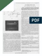 Active Foldback Resistive Circuits (ART)