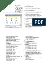 Konfigurasi Routing Dinamik Dengan Packet