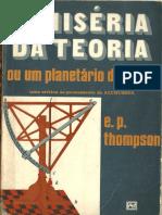 Miséria da Teoria - E. P. Thompson - parte 1.pdf