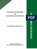 Educação Ambiental - Políticas de Melhoria