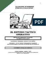 ESTUDIO TACTICO
