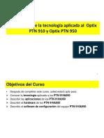 Presentación de Las Tecnologías Carrier Ethernet Para Los PTN910 y PTN 950