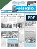 Edición Impresa Elsiglo 17-12-2016