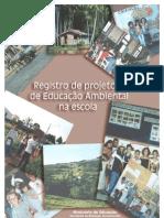 Educação Ambiental - Registros Na Escola