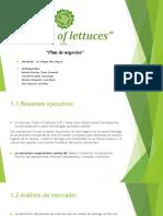 EMPRENDEDORISMO - Plan de Negocios. Diapositivas PDF