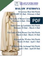 Dalaw Patrona