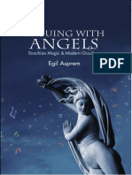 Arguing With Angels . Enochian Magic & Modern Occulture
