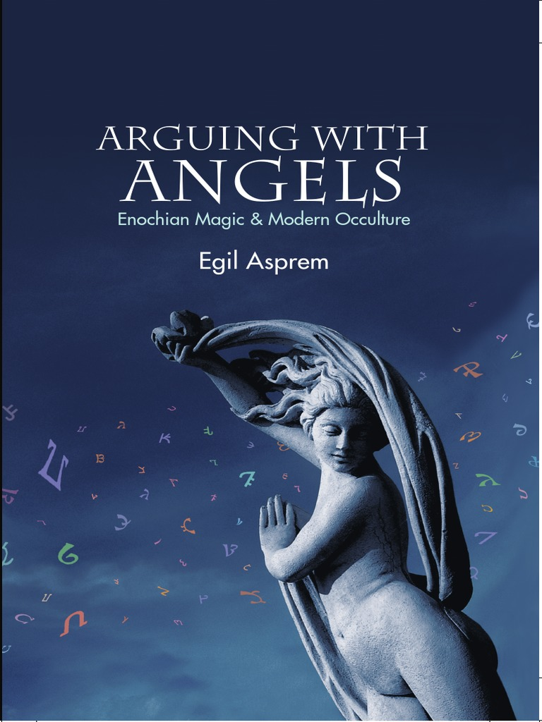 Adeptus Steve Is Creating Wild Life arguing with angels . enochian magic & modern occulture