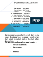 1PPT Problema Compounding Sediaan Padat