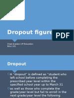 Dropout Stats Dimensions 2016