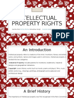 [Red]Intellectual Property Rights