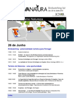 Programa Turismo Natureza