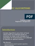 2008-04--Genetic-Algorithms--Prafulla-Ragha.ppt