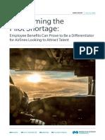 Overcoming the Pilot Shortage