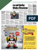 TuttoSport 17-12-2016 - Calcio Lega Pro