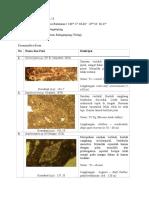 cijulang analisis petrologi