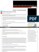 Taj Pharma's VENOSTOR™ (DiosminHesperidin, 30 Tablets) Improves Vascular Tone, Supports Lymphatic, Abhitaknews.pdf