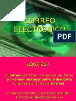 diapositivas correo electronico