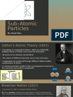 Sub–Atomic Particles.pptx