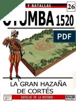 Ejercitos y Batallas 26-OTUMBA-1520