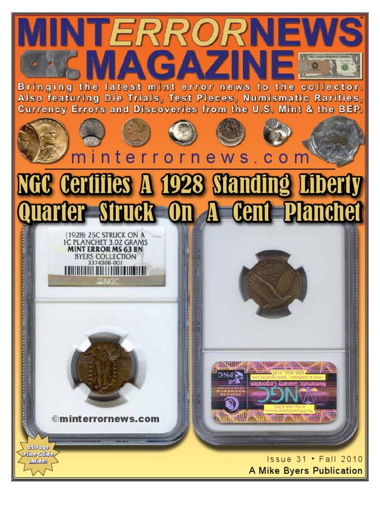 Issue 31 | E Bay | Numismatics