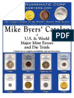 Mike Byers Catalog