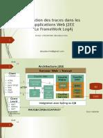 Gestion Des Traces Log4j