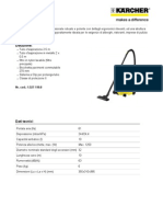 Aspirapolvere Karcher T 10-1