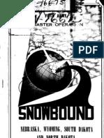 CAP Operation Snowbound Report (1949)