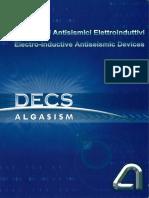 ALGA - Electro-Inductive Antiseismic Devices