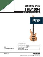 Yamaha Trb1004