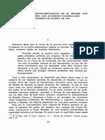 Las Relaciones Hispanobritánicas en El Primer Año de La Posguerra