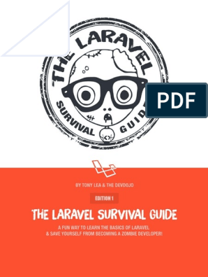 The Laravel Survival Guide - Tony Lea | Php | Databases