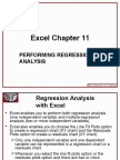 Excel 2010 Chap11 PowerPoint Slides for Class