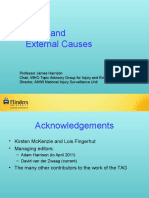 ICD-11_Injury and External Causes Presentation