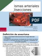 Aneurismas Aorta