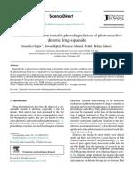 Photoinduced electron transfer photodegradation of photosensitive diuretic.pdf