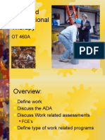 Work and Occupational Therapy.ppt