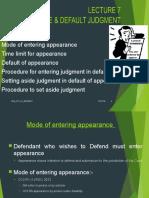 96729_L7_Appearance & Default Judgment