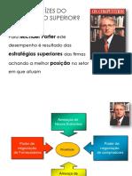 Planejamento Estratégico Porter