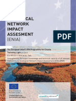 Manual for Ecological Network Impact Assesment