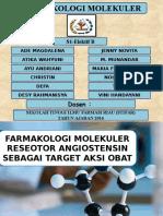 FARMAKOLOGI MOLEKULER ANGIOSTENSIN