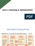 UMTS Planning & Optimization